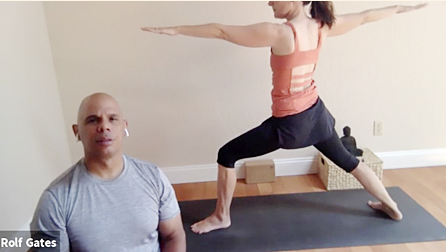yoga video image 1